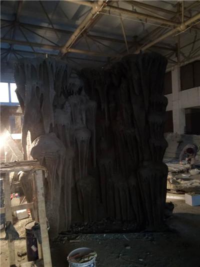 潜江水泥假山塑石溶洞